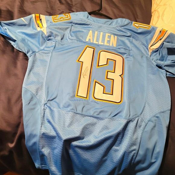 Autograph Keenan Allen Jersey